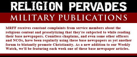 Religion Pervades Title