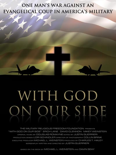 """with god on our side by About """"with god on our side"""" (unreviewed) a historical excursus on the path of the american nation throughout wars and violence with one constant and abiding belief: being god's chosen and rightful nation."""