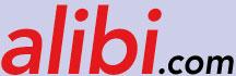 Alibi.com Logo