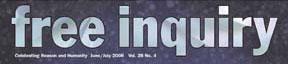 Free Inquiry Logo