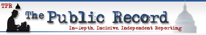 The Public Record Logo