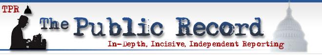 The Public Record Logo