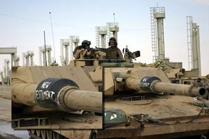 Religious tank photo