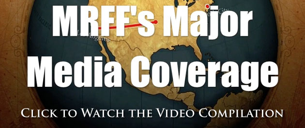 MRFF's Major Media Coverage