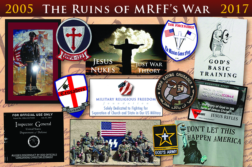 Your Support Has Allowed Mrff To Safeguard Religious Liberty Within