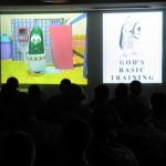 """Veggie-Tales"" + God's Basic Training"