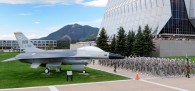 A Republican congressman has introduced legislation that would force cadets at the Air Force's...