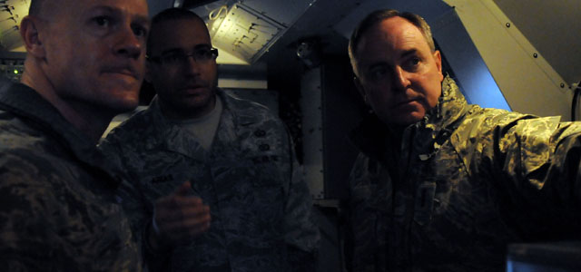An Open Letter to the USAF Chief of Staff re: Rep. Randy Forbes' (R-VA) attacks on Air Force Instruction 1-1