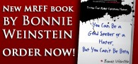 """ROB BOSTON, AU: """"Mikey sent me an early copy of Bonnie's book. Reading it, I could only wonder about the mental health of some of these individuals."""""""