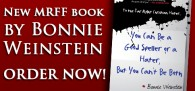 "A review of MRFF's latest title, Bonnie Weinstein's ""To the Far Right Christian Hater..."""