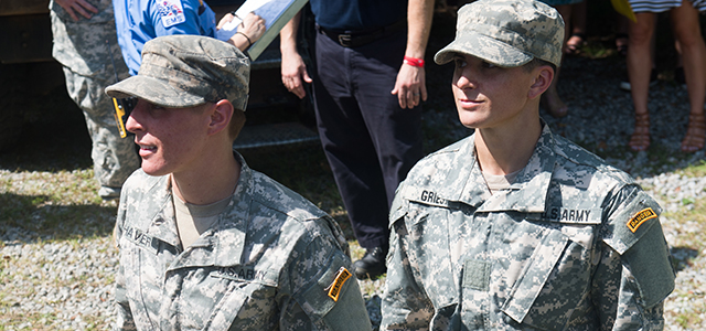 History was made last week at the elite U.S. Army Ranger School at Fort Benning, Georgia, where 2 female soldiers graduated from one of the most arduous training programs within the entire U.S. military...