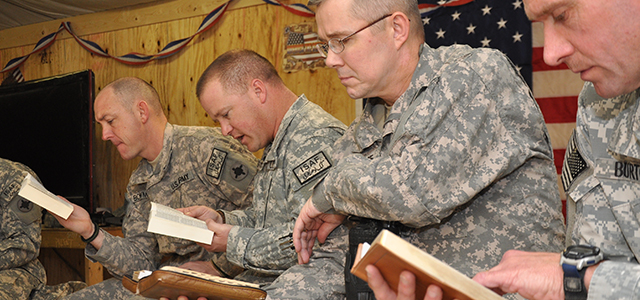 The following was written by a Senior Active Duty Client of the Military Religious Freedom Foundation (MRFF), which remains the only organization solely devoted to ensuring church-state separation within the U.S. Armed Forces for service members of all faiths and no faith.