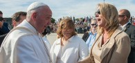 """""""Since the Pope's successful U.S. visit, a visit where he praised, blessed and included people of all faiths..."""""""