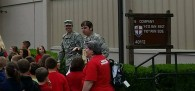 A religious-freedom advocacy group has filed its second grievance in as many weeks with the Army...