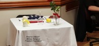 The recent removal of a Bible from a POW/MIA display at a Veterans Administration clinic...