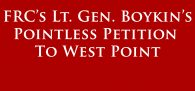 Please join me in signing our petition to the West Point superintendent urging him to...