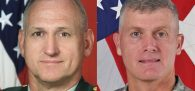 The Army on Monday said Maj. Gen. Wayne Grigsby had been relieved of command...