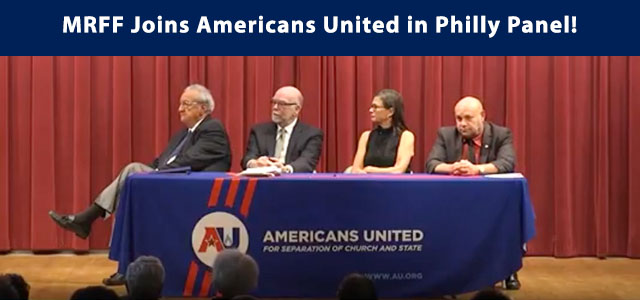 Watch full recording of Mikey, panel, and Q&A discussion held December 6th, in Philadelphia.