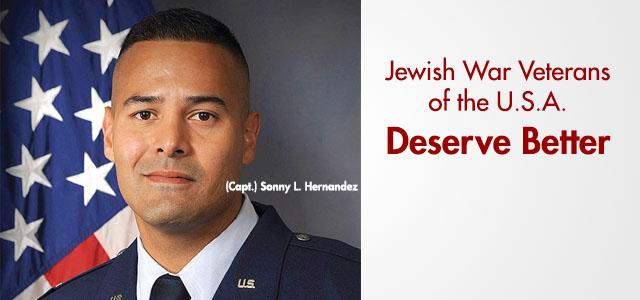MRFF Cited in Facebook Post by Jewish War Veterans of the U.S.A. JWV of the U.S.A.,  a venerated organization est. 1896...
