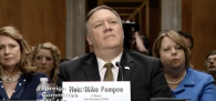 Watch video or read transcript: Senator Jeanne Shaheen questions Pompeo & cites Mikey/MRFF!