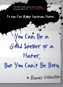 You Can Be a Good Speller or a Hater, But You Can't Be Both Book Cover