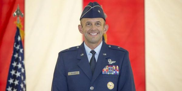 """""""The atheistic Military Religious Freedom Foundation (MRFF) filed a complaint contending that a Christian commander with the United States Air Force should be fired and imprisoned for expressing his faith..."""""""