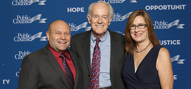 """""""I cannot express enough the feeling of gratitude I have for our valiant MRFF advisory board member, Mike Farrell..."""" Click to read more."""