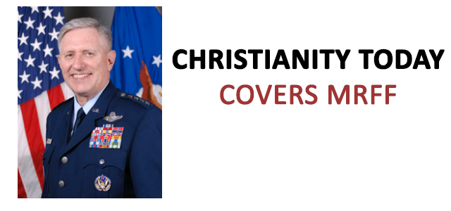 """The issue of religious tolerance has created challenging times for the United States military. All the service branches are trying to protect the rights of both those with religious beliefs and those with none..."" Click to read more."