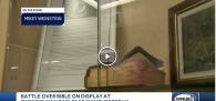 Bible at center of dispute over display at Manchester VA Medical Center.