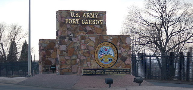 """""""A Muslim female Army sergeant is raising cane at Fort Carson, Colorado, after her command sergeant major forced her to remove her hijab..."""" Click to read more."""