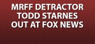 """Hosting Robert Jeffress on his radio show on Monday, Fox News host Todd Starnes seemed to agree ..."" Click image to read more"
