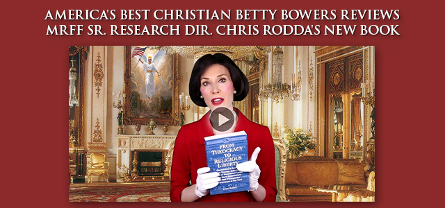 """""""America's Best Christian' Mrs. Betty Bowers is portrayed by comedian & performer Deven Green, who is known for her video comedy parodies & has nearly a million fans on Facebook... Click to read"""