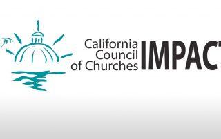 California Council of Churches IMPACT logo