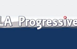 LA Progressive Banner logo