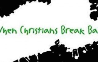 Section of When Christians Break Bad book cover