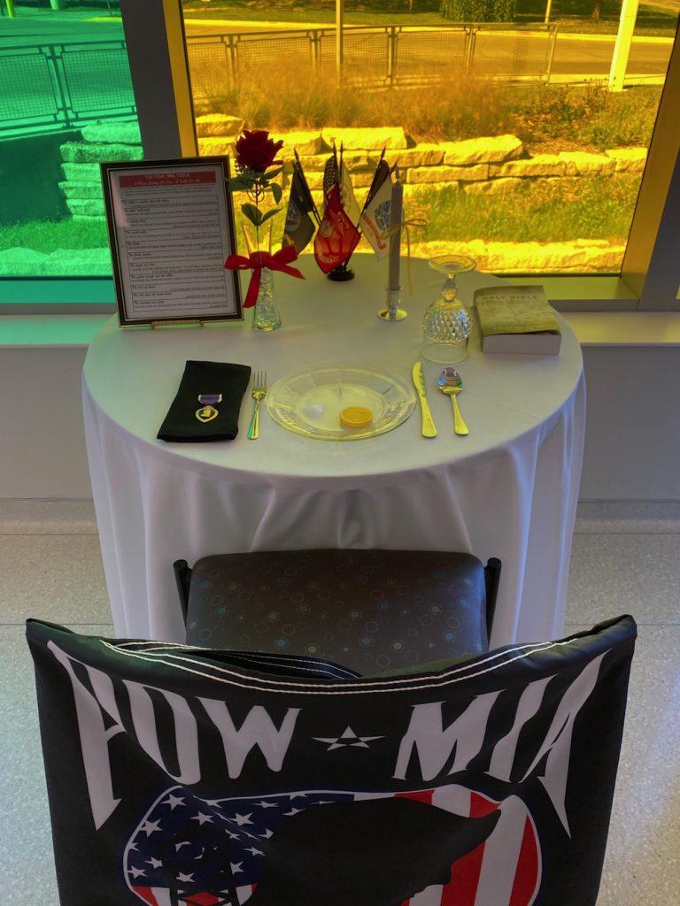 POW-MAI table